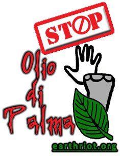 Logo ufficiale della campagna STOP OdP