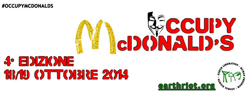 occupy mcdonald's 2014