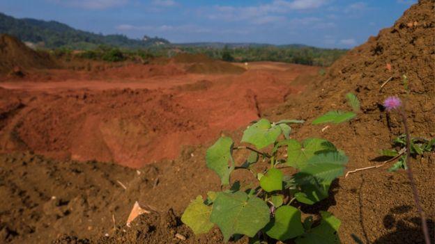 bauxite terra rossa