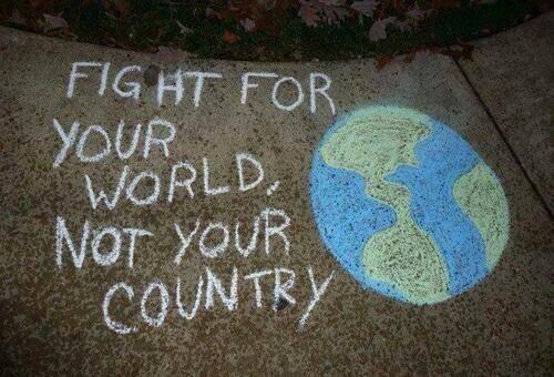 lotta per la terra