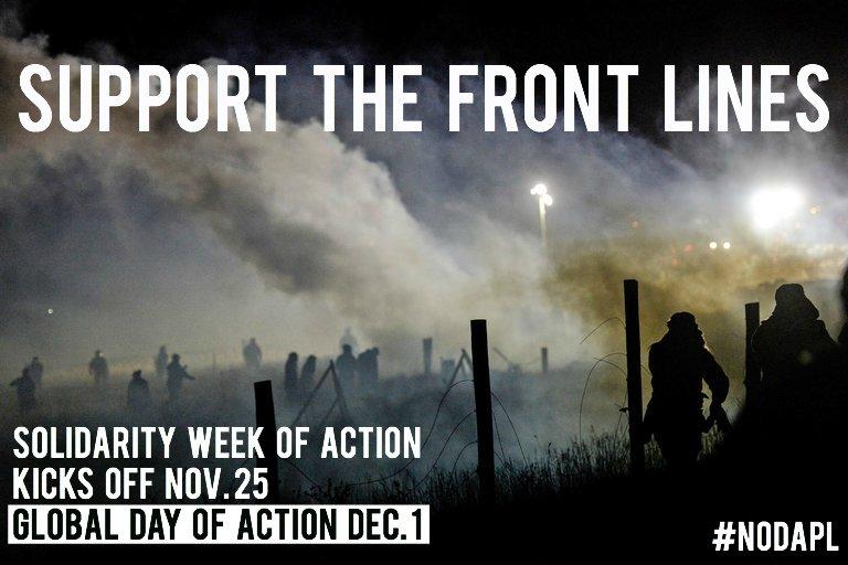 nodapl week solidarity