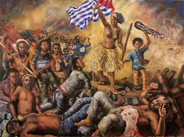 West Papua: oltre 500.000 persone uccise dal governo indonesiano per garantire il controllo delle terre alle multinazionali estere.