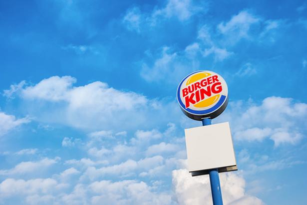 Sulle orme di McDonald's: Burger King