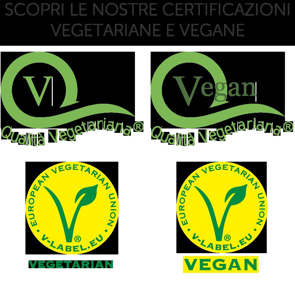 qualità vegan