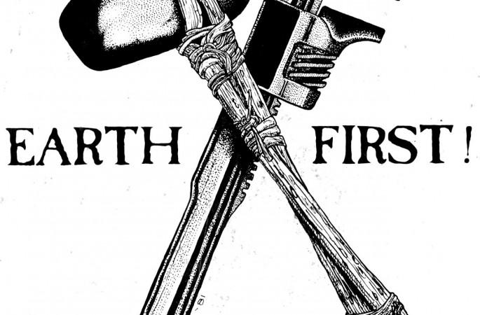 """Solidarity to Earth First!: """"non puoi citare in giudizio un'idea"""""""