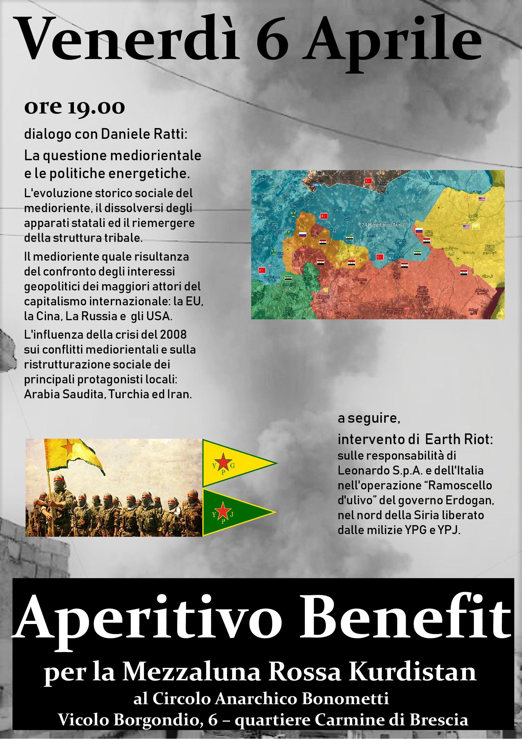 benefit curdi