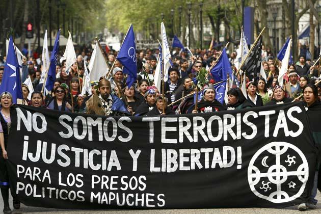 Araucania: il conflitto Mapuche in Chile
