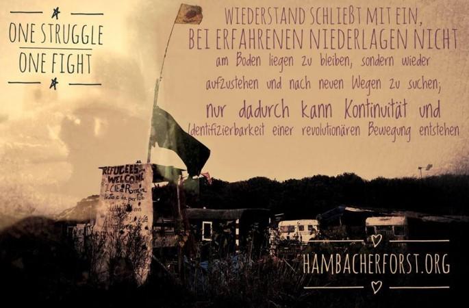Hambach Skillshare Camp 2018: 22-29 settembre