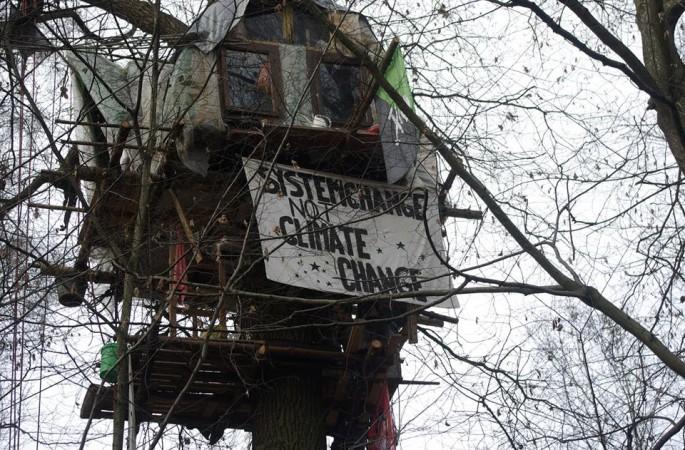 La battaglia per il clima: Disobbedienza Civile