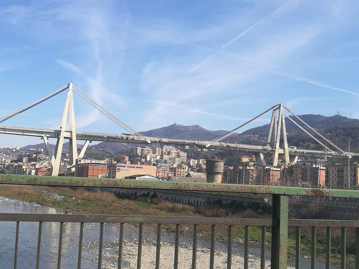 ponte morandi 2017