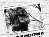 La copertina di questa terza edizione è un omaggio ad una delle prime storiche treehouse simbolo della Resistenza di Hambach