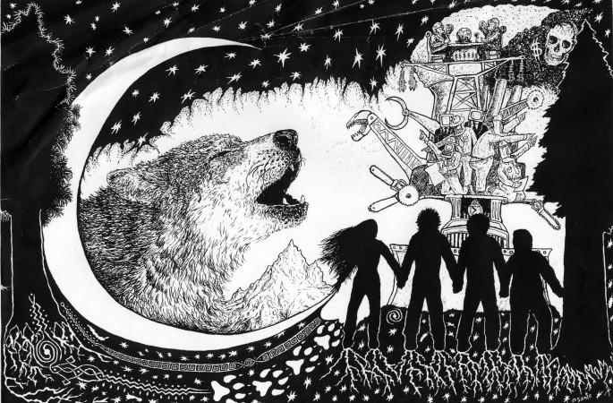 no future – Earth Raises (mobilitazione quotidiana)